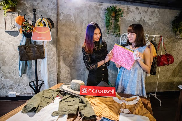 52d772f462 Do you have any pre-loved clothes that you want to sell  Carousell marks  its first year in Hong Kong recording over 2 million listings in the last  12 months ...